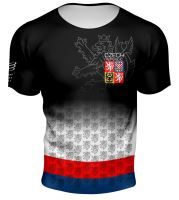 Training Tshirt - pánské tréninkové tričko CZECH