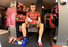 David Vaš: VIDEORECENZE běžeckých ponožek značky COMPRESSPORT