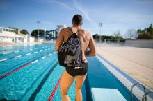 Plavecká taška - Swimmer Bag Train Hard