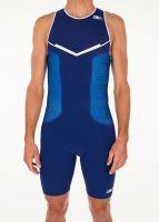 Racer TRISUIT MAN Dark blue/White