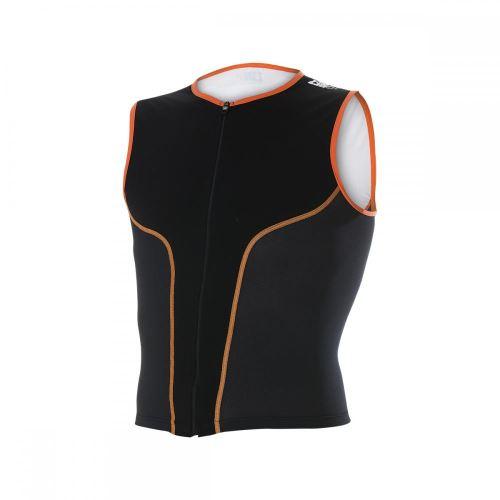 iSinglet men's Black / Orange