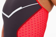 Racer TRISUIT WOMAN Grey/Red