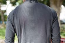 Seamless  Zip Sweatshirt