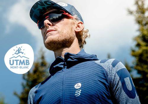 UTMB & MONT BLANC 2020! Tradiční limitované kolekce značky COMPRESSPORT v letošním kabátu.