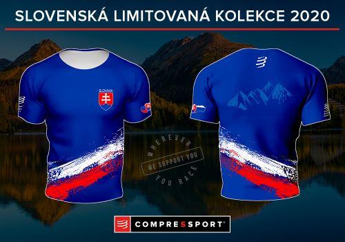 Slovenská trika pro sezónu 2020 od značky COMPRESSPORT jsou na světě!