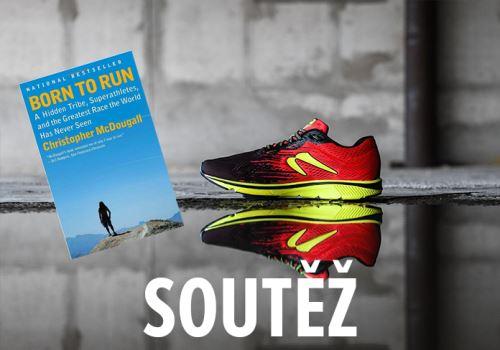 SOUTĚŽ: Vyhraj knižní běžecký bestseller BORN TO RUN!