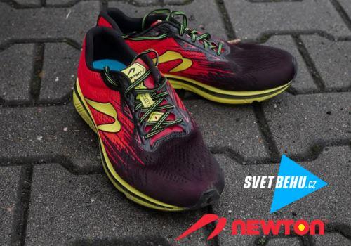 """RECENZE """"SvětBěhu"""": Běžecké boty GRAVITY 10 od značky NEWTON RUNNING"""