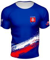 Training Tshirt - pánské tréninkové tričko SLOVAKIA