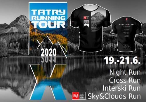 Limitovaná kolekce TATRY RUNNING TOUR 2020!