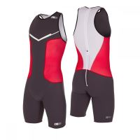 Racer TRISUIT MAN Grey/Red