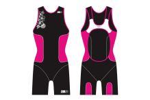 oSuit women's Pink / Black