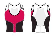 Dámský dres iTop Pink / Black